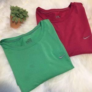 Nike Drifit T-Shirts Preowned Size women's XL